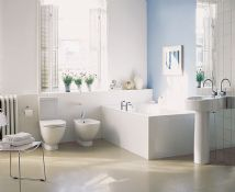 Ideal Standard WHITE range of Bath Panels E0024
